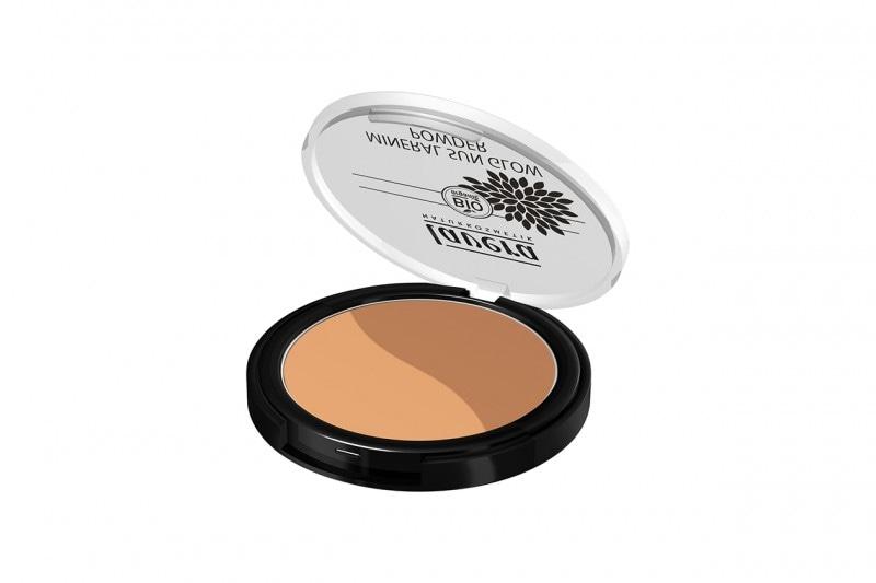 La beauty bag per le pelli sensibili: Lavera Mineral Sun Glow Powder