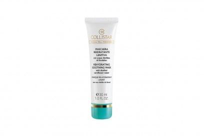 La beauty bag per le pelli sensibili: Maschera Reidratante Lenitiva di Collistar