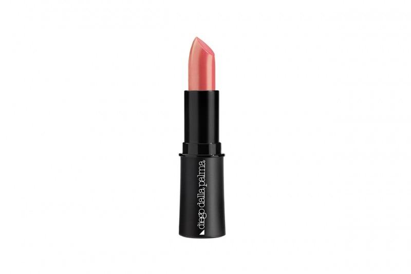 Labbra rosa per l'estate 2015: Mat & metallic Lipstick in 218 Rosa salmone di Diego Dalla Palma
