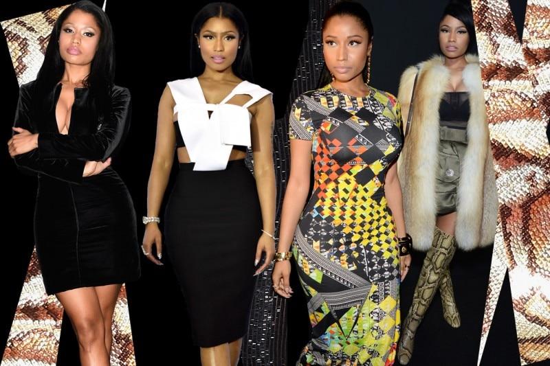 Lo stile over the top di Nicki Minaj