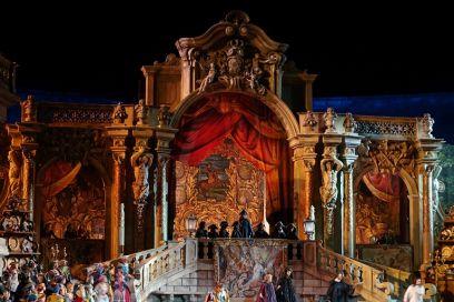 MAC Cosmetics Arena Verona Festival Lirico Don Giovanni