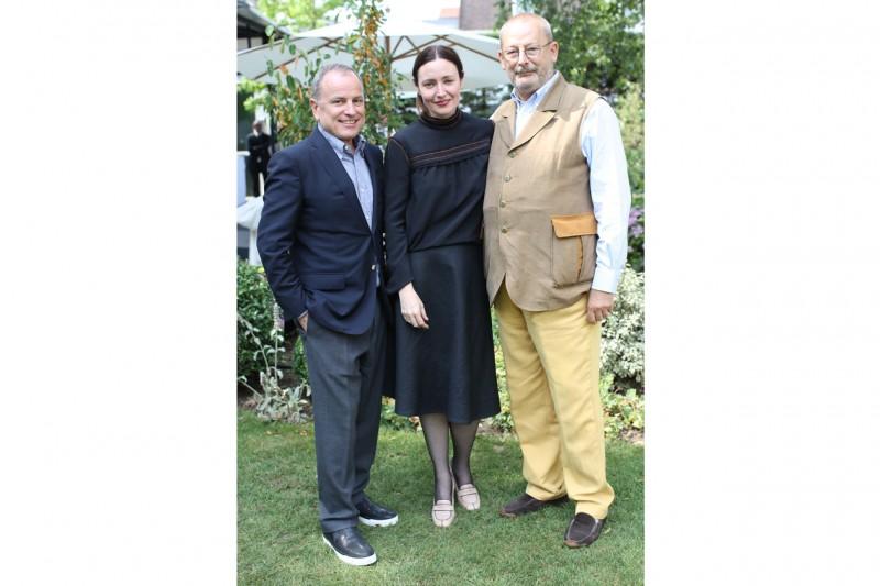 Michael Burke Judith Clark Patrick Louis Vuitton