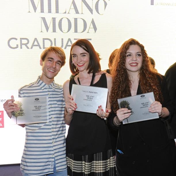 Milano Moda Graduate: i vincitori della prima edizione