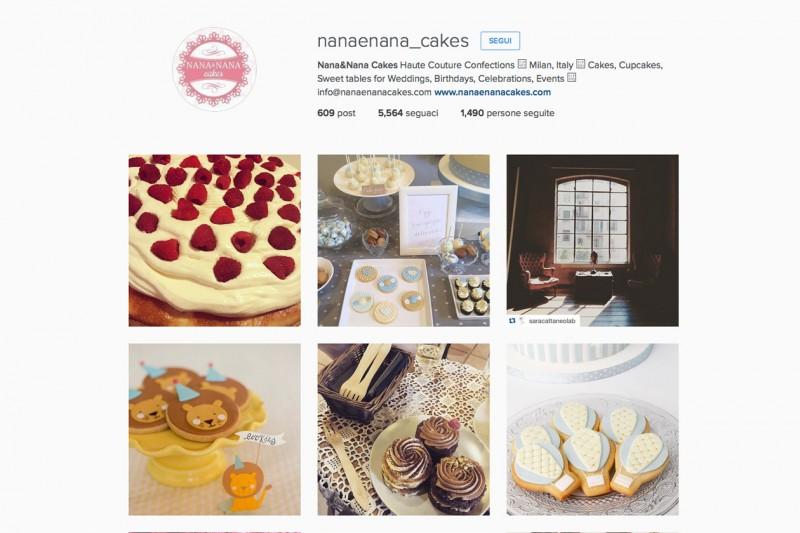Nana&nana cakes – @nanaenana_cakes