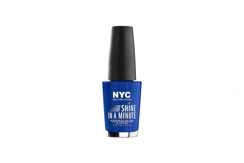 OCEAN NAILS: NYC Shine In A Minute Hudson River 701