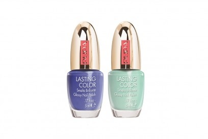 OCEAN NAILS: Pupa Coral Island Lasting Color French Kit 001 Blue Lagon