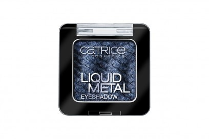 Ombretti per occhi neri: Catrice Liquid Metal Eyeshadow Underworld Evobluetion