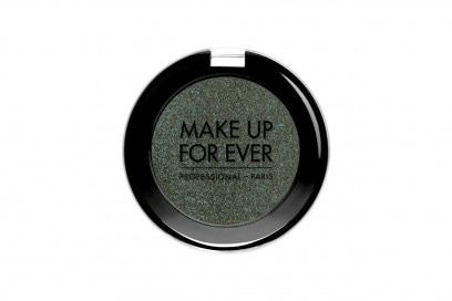 Ombretti per occhi neri: Make Up For Ever Artist Shadow Aquatic Khaki