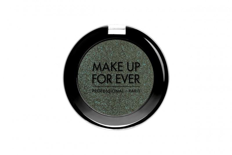 Ombretti per occhi neri: Make Up For Ever Artist Shadow Aquatic Khaki