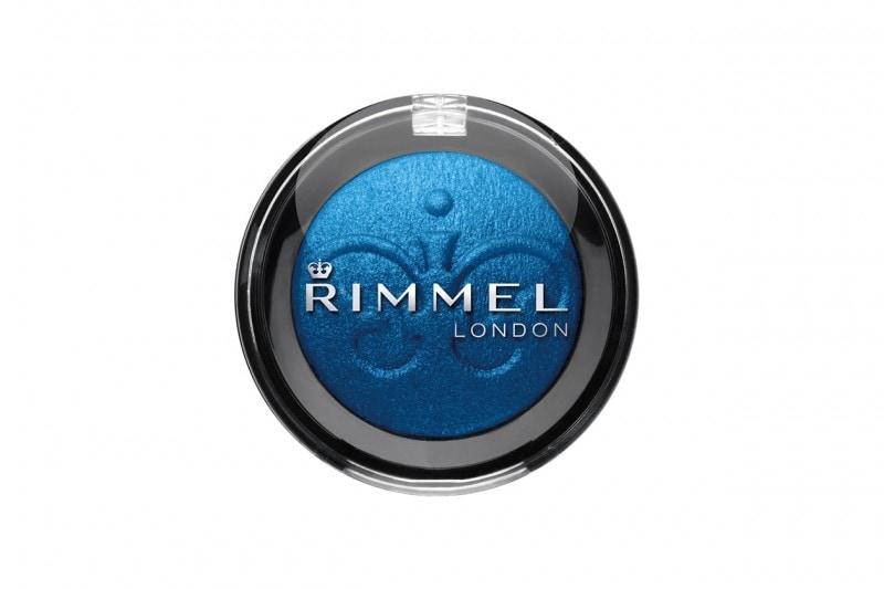 Ombretti per occhi neri: Rimmel Ombretto Mono Magnif'eyes Magnetic Blue