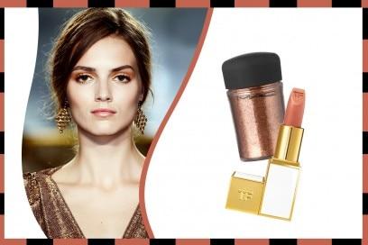 Ombretto e rossetto abbinati: Mac Cosmetics – Tom Ford