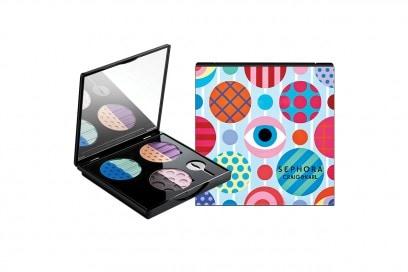 PALETTE DI OMBRETTI ESTATE 2015: Sephora Craig & Karl Colorful Custom Eyeshadow Case