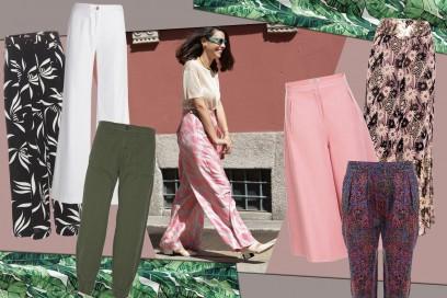 Pantaloni estivi: i modelli per il 2015