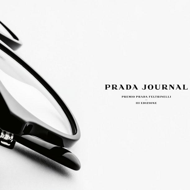 Prada e Feltrinelli insieme per la terza edizione di Prada Journal