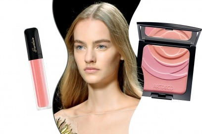 Rossetto nude: il make up da abbinare – ARTDeco, Guerlain