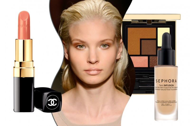Rossetto nude: il make up da abbinare – Chanel, Sephora, Yves Saint Laurent