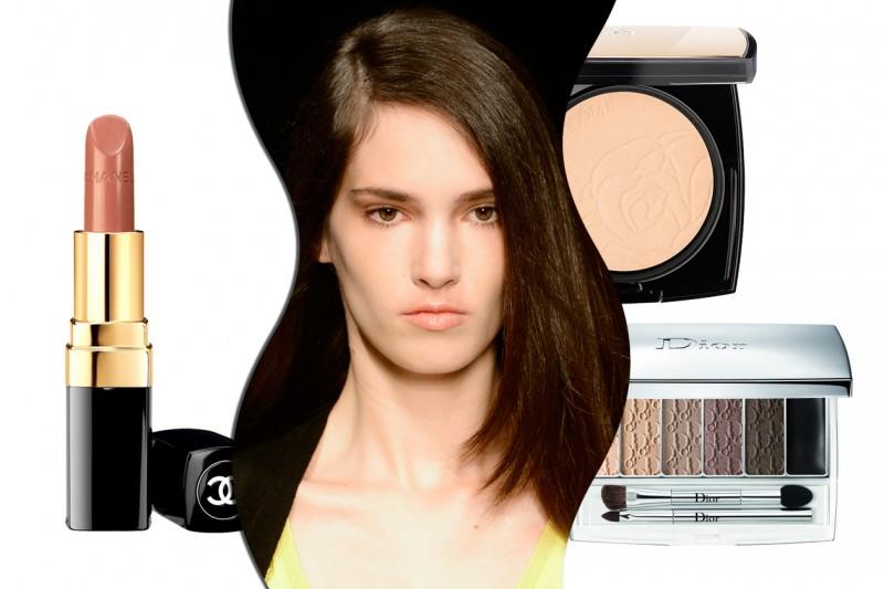 Rossetto nude: il make up da abbinare – Dior, Chanel, Lancôme