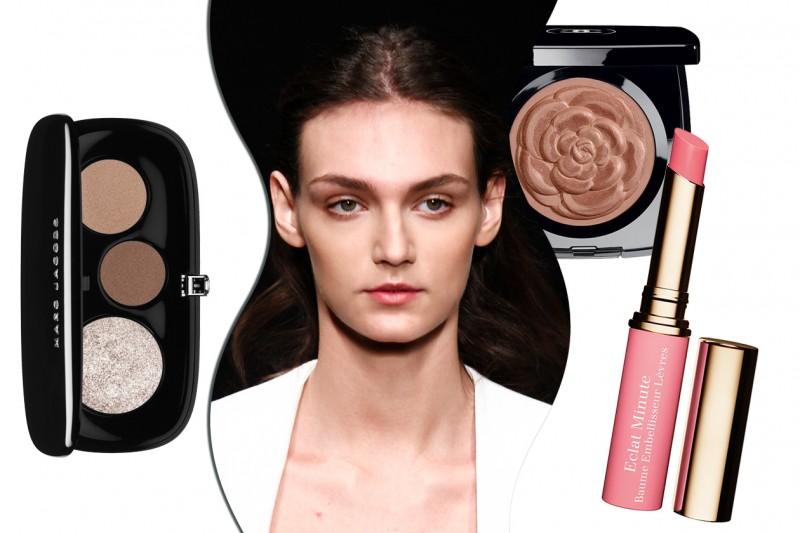 Rossetto nude: il make up da abbinare – Marc Jacobs Beauty, Clarins, Chanel