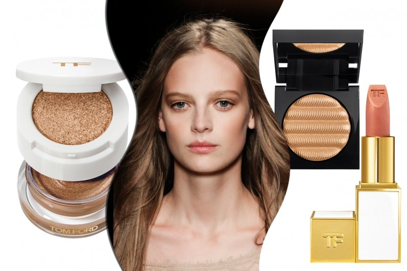 Rossetto nude: il make up da abbinare – Tom Ford e Diego Dalla Palma