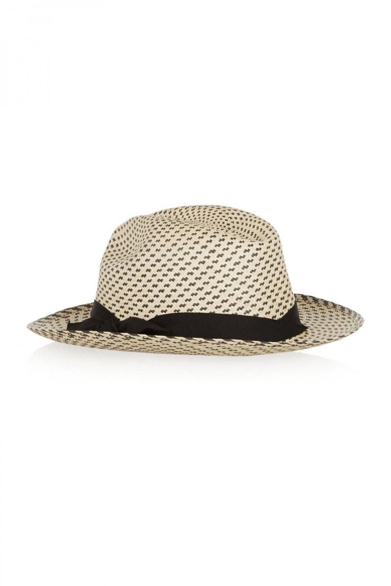 SENSI STUDIO cappello banda nera
