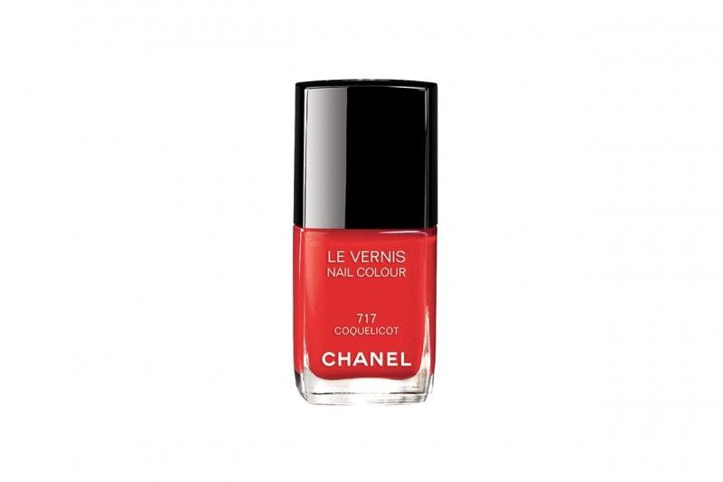 SMALTI ROSSI ESTATE 2015: Chanel