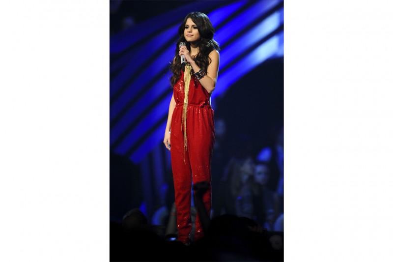 Selena Gomez: deco look