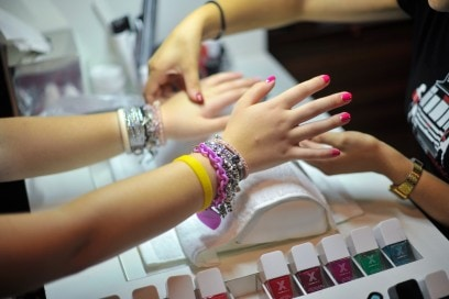 #SephoraBeautyToGo: la manicure