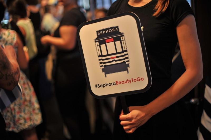 #SephoraBeautyToGo: next stop