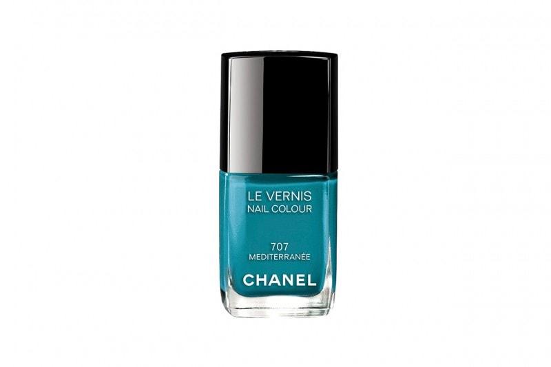 Smalti blu: i nostri preferiti dell'Estate 2015 – Chanel