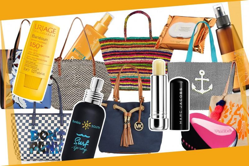 Spiaggia: tutti i prodotti beauty da avere