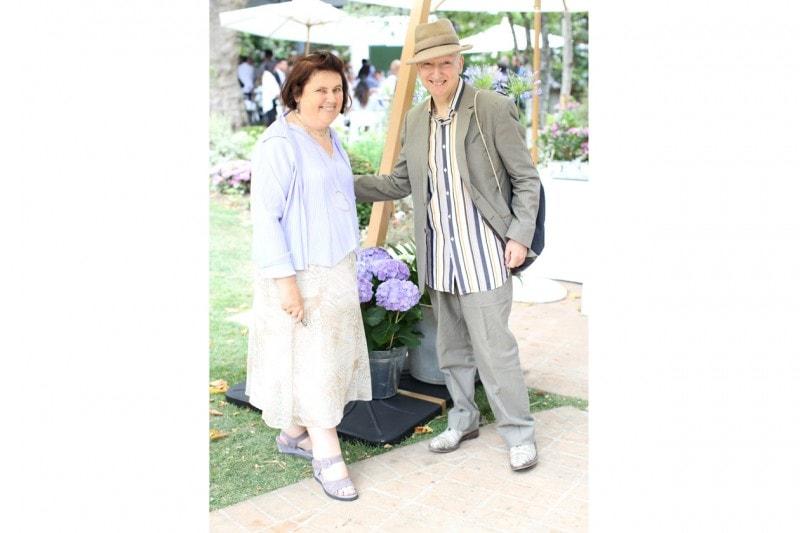 Suzy Menkes et Stephen Jones (1)