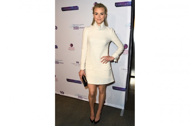 TAYLOR SCHILLING LOOK: CHIC IN BLACK&WHITE