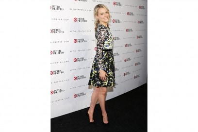 TAYLOR SCHILLING LOOK: IN PETER PILOTTO FOR TARGET