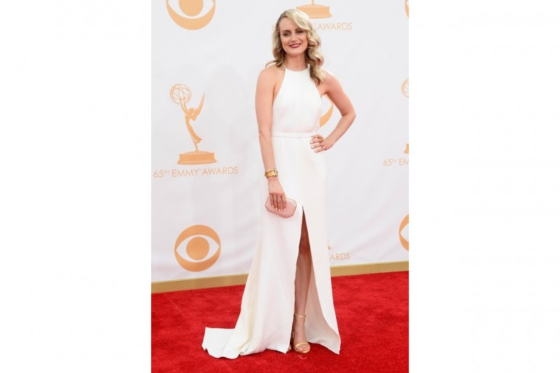 TAYLOR SCHILLING LOOK: IN THAKOON CUSTOM MADE