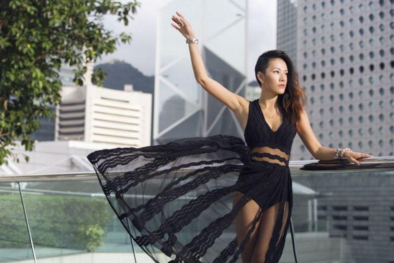 M Missoni vola a Hong Kong con Tina Leung