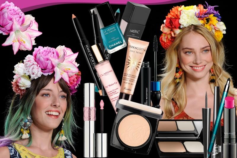 Trucco festa in piscina: tutti i prodotti waterproof e long lasting per un make up perfetto