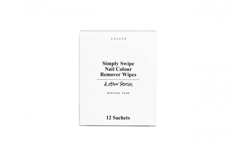 Unghie deboli: & Other Stories Simply Swipe Nail Colour Remover Wipes