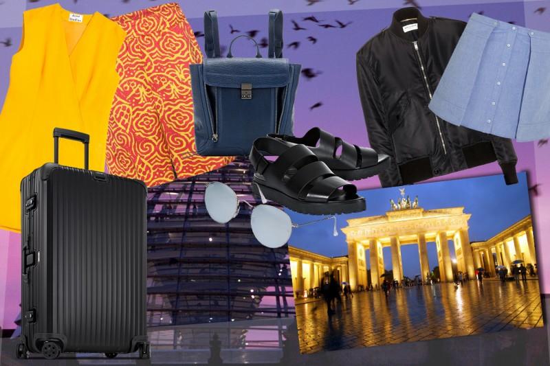 Vacanze a Berlino: i capi e gli accessori da mettere in valigia
