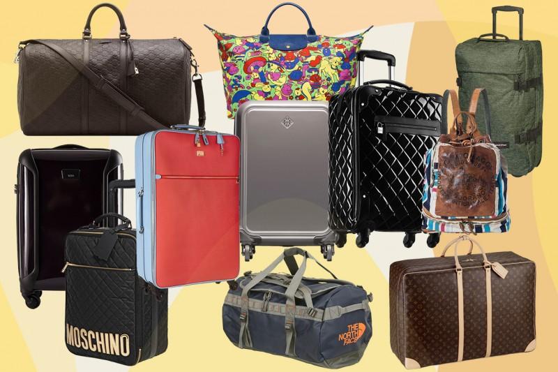 Valigie e borse da viaggio: i modelli più belli per l'estate