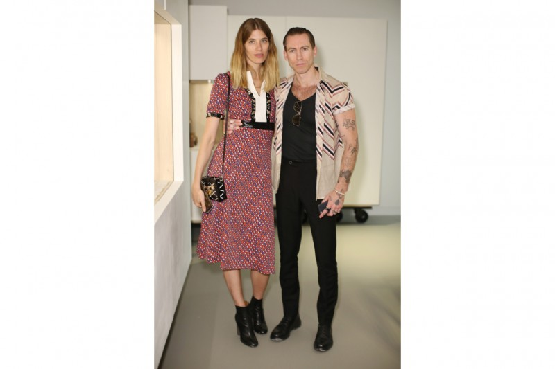 Veronika Heilbrunner et Justin O Shea (2)