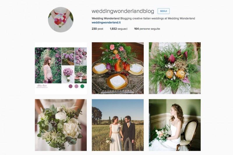 Wedding Wonderland – @weddingwonderlandblog