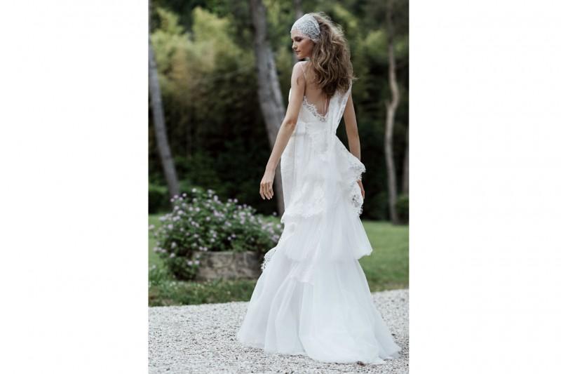 abiti da sposa: alberta ferretti forever