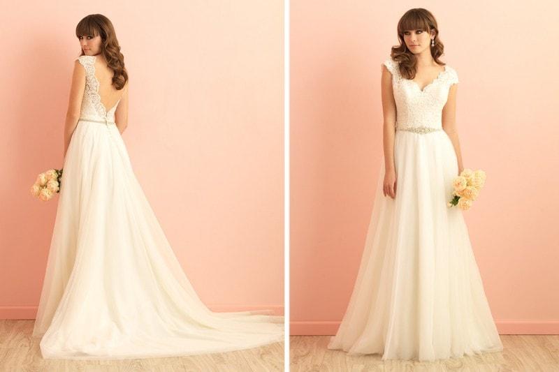 abiti da sposa: allure bridals