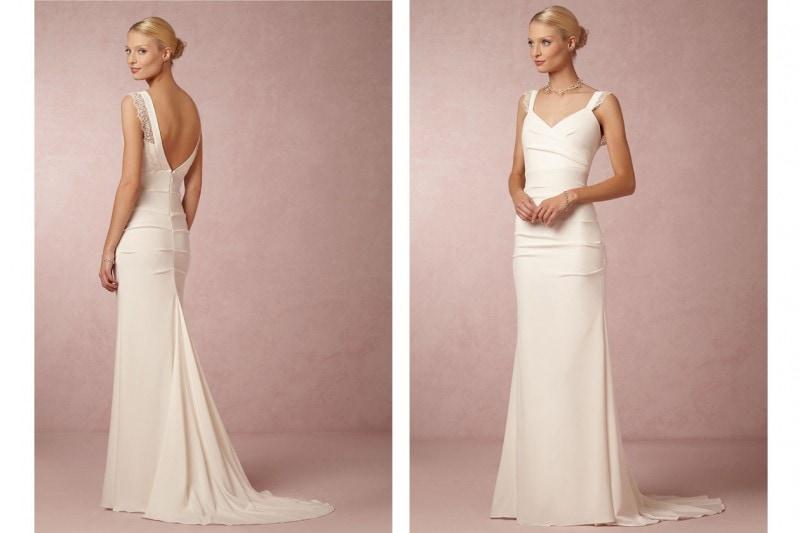 abiti da sposa: bhldn.com
