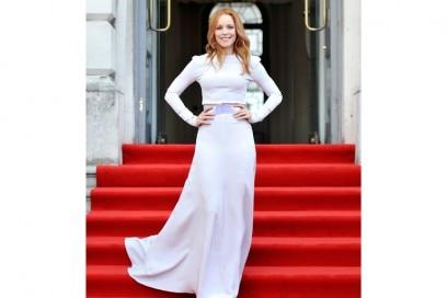 abito bianco roksanda Ilincic