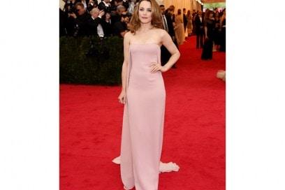 abito rosa ralph lauren