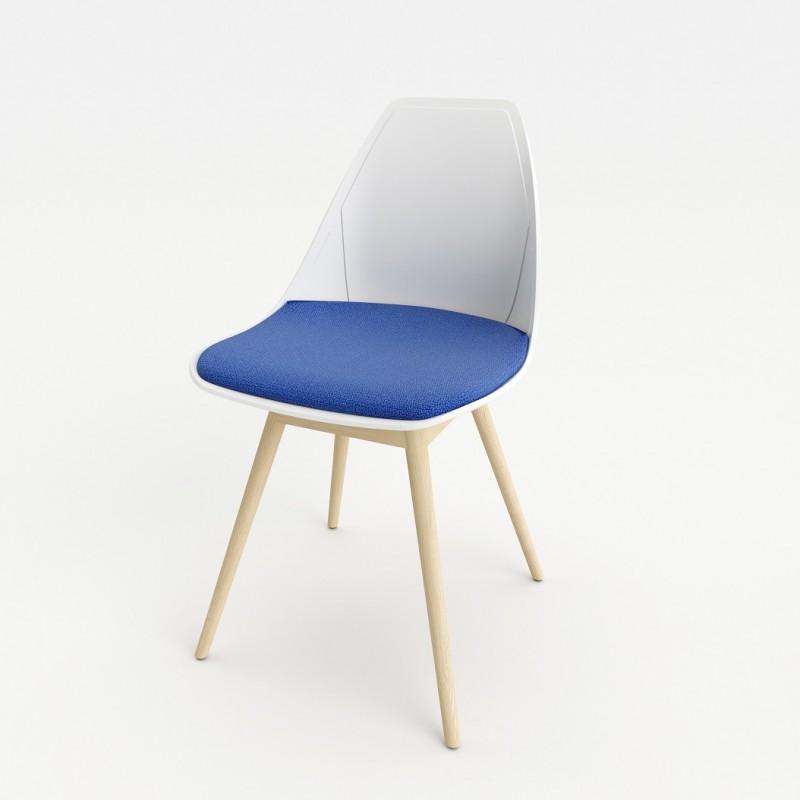 La sedia X di Alma Design
