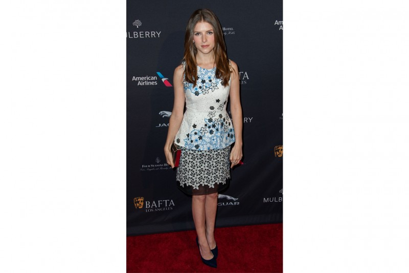 anna kendrick: in Japan inspired