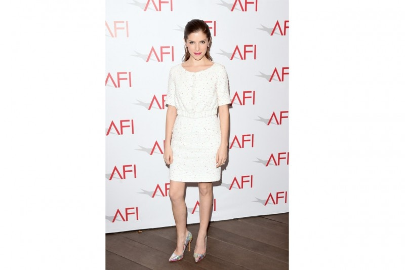 anna kendrick: in completo lady-like