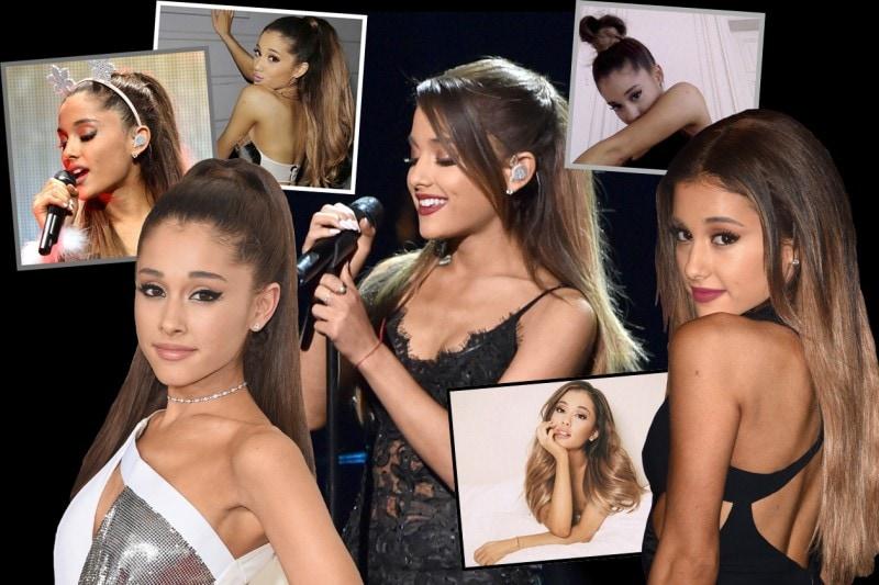 Ariana Grande capelli: tutte le acconciature più belle